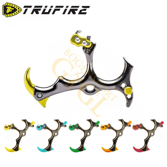 Tru-Fire Back Tension Release Sear Back Tension Green