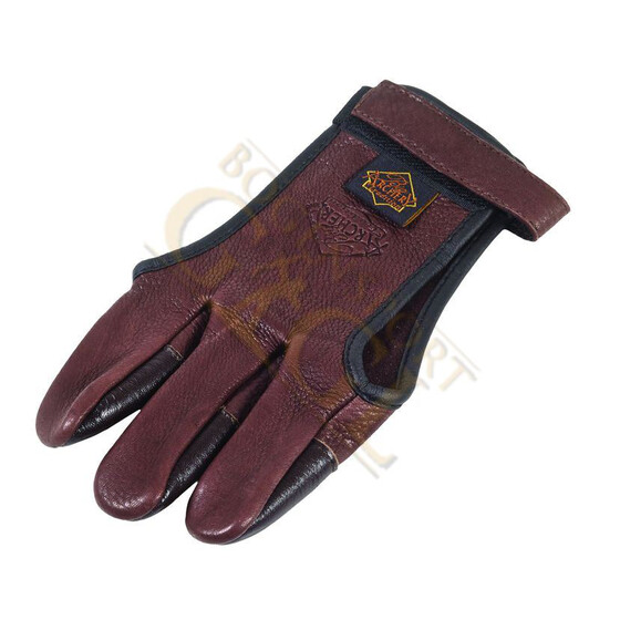 Big Archery Tradition Handschuh Deerskin